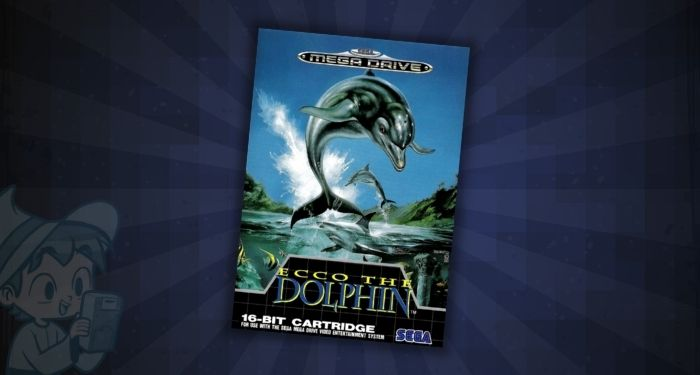 Ecco the Dolphin Collector's Edition (UK) - #5 Most Expensive Sega Genesis Games