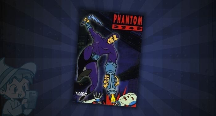 Phantom 2040 Collector's Edition (Australia)