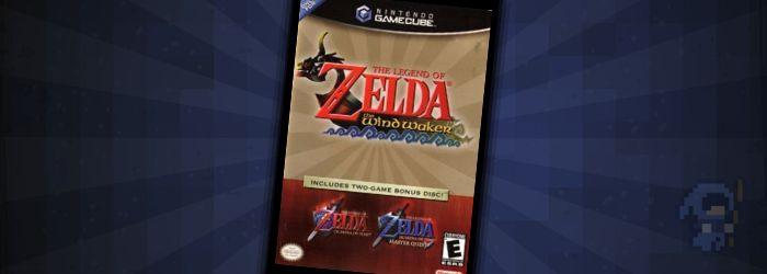 #3 Rare GameCube Games: Zelda Master Quest