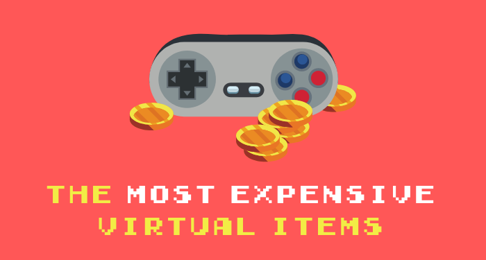 Most Expensive Virtual Items