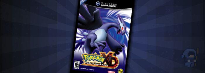 Pokemon XD - One of the Classic Rare GameCube Games