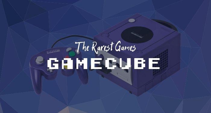 Rare GameCube Games