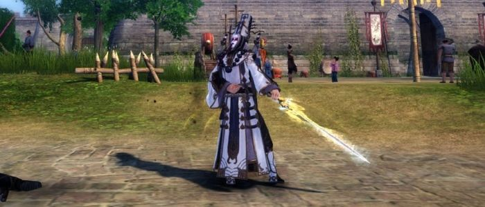 Wushu Sword – Among the Most Expensive Virtual Items in MMO History
