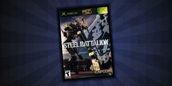 Steel Battalion - #1 Rare Xbox Game