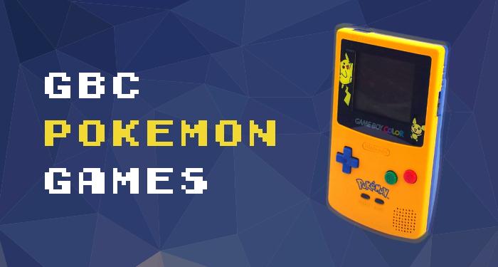 Best GBC Pokemon Games Ranked