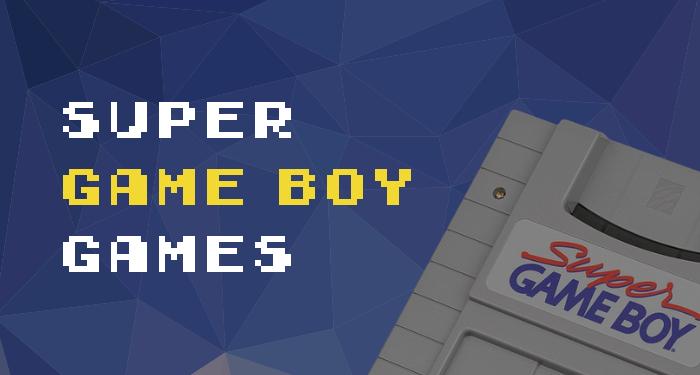 Best Super Game Boy Games