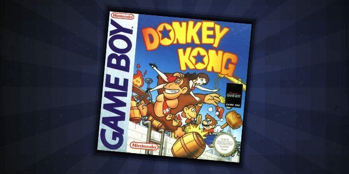 Donkey Kong - #5 Best Super Game Boy Game