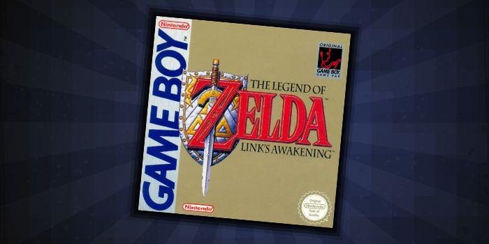 Links Awakening - #1 Best Super Game Boy Game