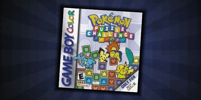 Pokemon Puzzle Challenge –#1 best GBC Pokemon game