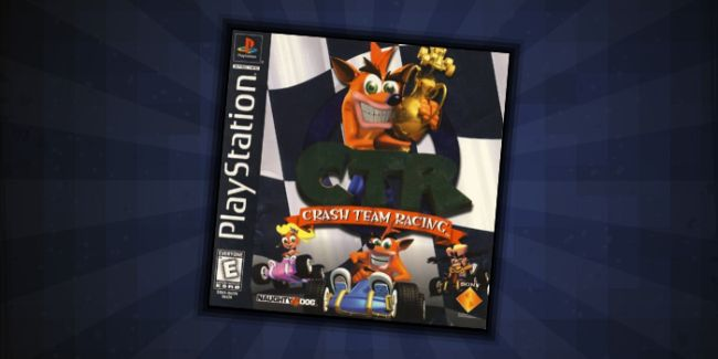 CTR - #10 best PS1 Multiplayer Games