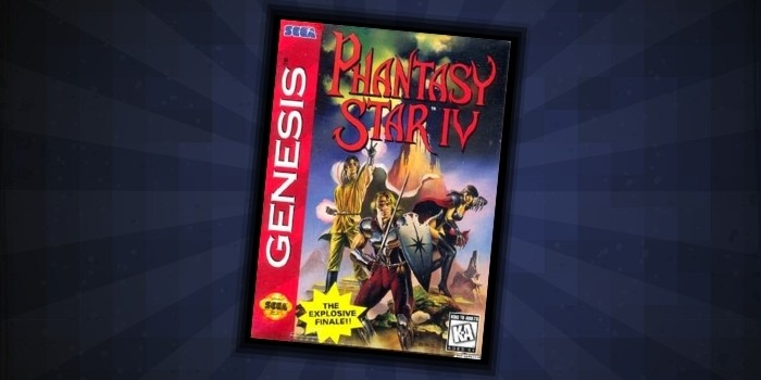 Phantasy Star IV - #15 Best Sega Genesis RPGs