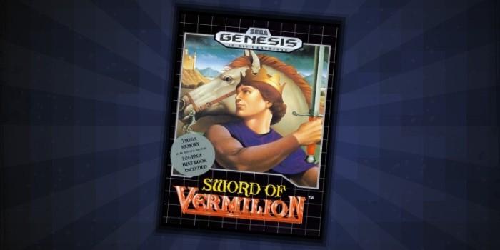 Sword of Vermilion - #10 Best Sega Genesis RPGs