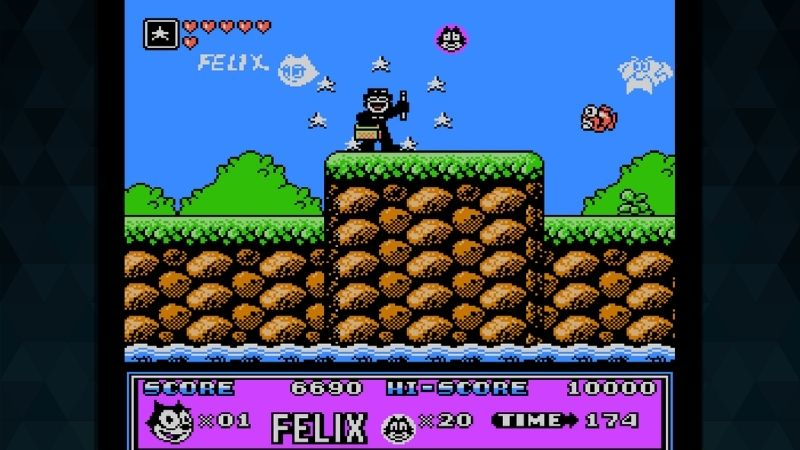 Felix the Cat - #5 NES Hidden Gems