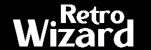 Retro Wizard Text