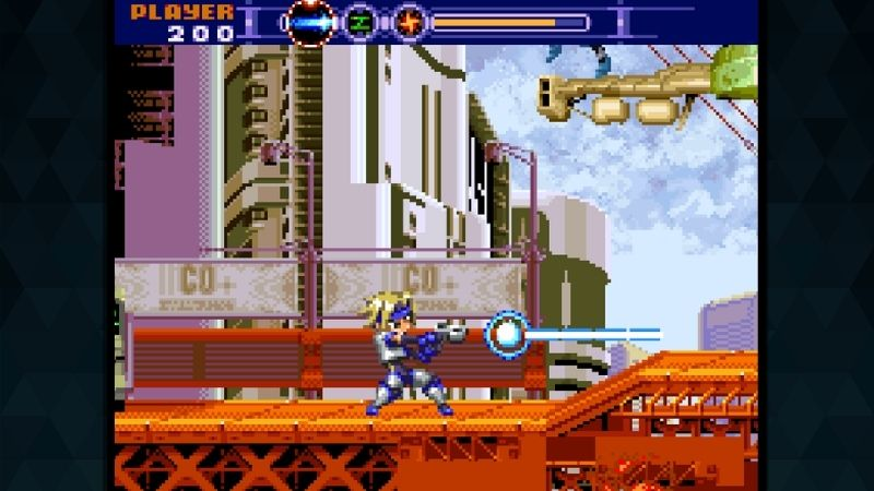 Gunstar Super Heroes - #3 Best GBA Hidden Gems