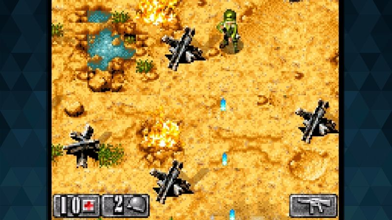 Medal of Honor Infiltrator - #10 Best GBA Hidden Gems
