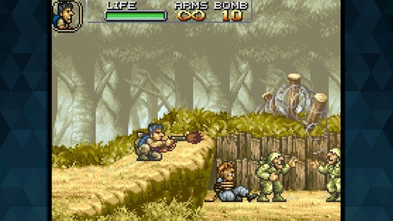 Metal Slug Advance