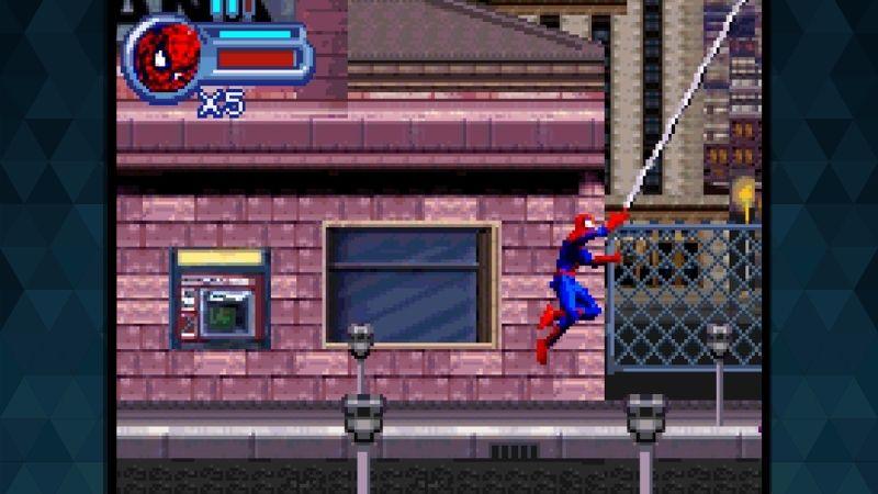 Spider-Man Mysterio's Menace