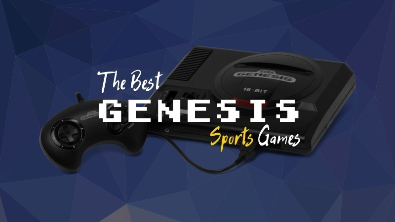 The Best Sega Genesis Sports Games
