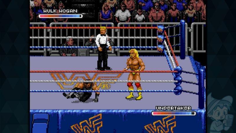 WWF Royal Rumble - #10 Best Sega Genesis Sports Games
