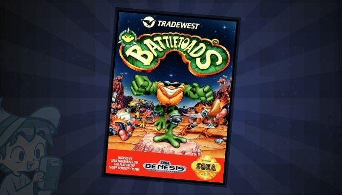 Battletoads - #5 Best Sega Genesis Beat 'em Ups