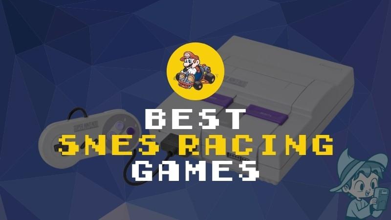 Best SNES Racing Games
