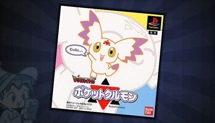 Digimon Tamers Pocket Culumon