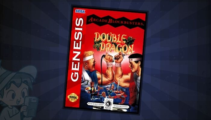 Double Dragon - #10 Best Sega Genesis Beat 'em Ups
