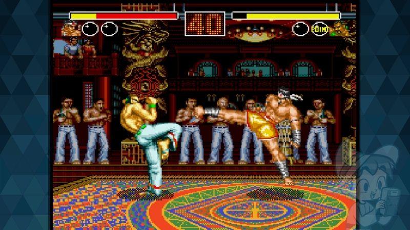 Fatal Fury - #5 Best Sega Genesis Fighting Games