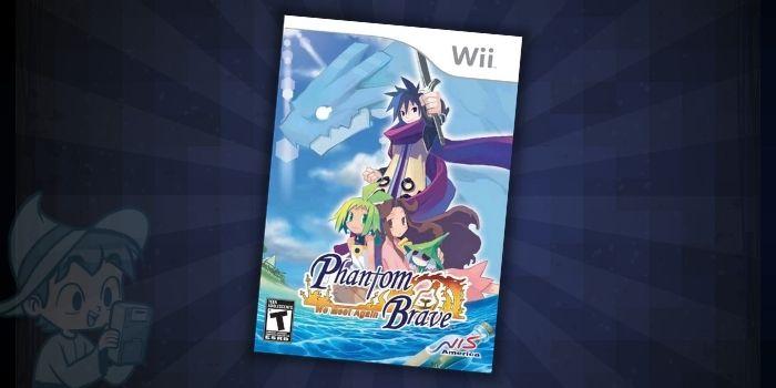 Phantom Brave- #10 Best Wii RPGs