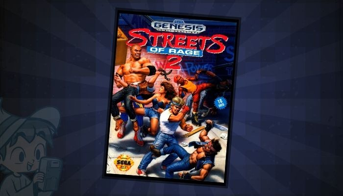 Streets of Rage 2 - #1 Best Sega Genesis Beat 'em Ups