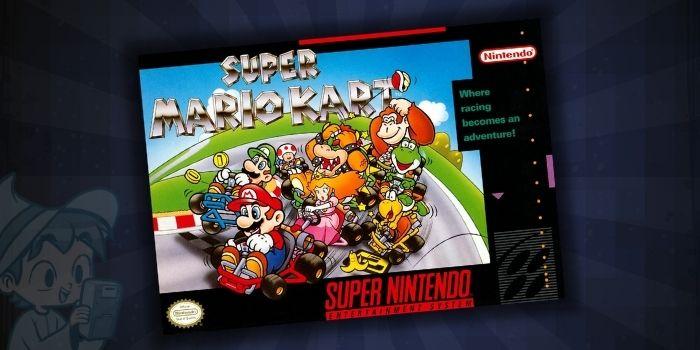 Super Mario Kart - #1 Best SNES Racing Games