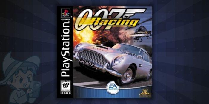 007 Racing - #10 Best PS1 Racing Games