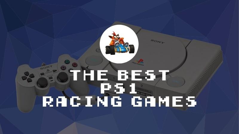 Best PS1 Racing Games