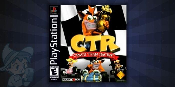 Crash Team Racing - #1 Best PS1 Racing Games
